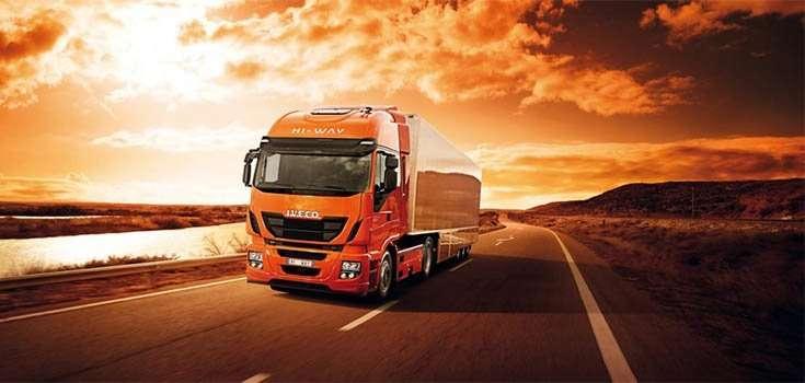 Iveco Stralis Hi-Way rispetta l'ambiente con motori Euro VI