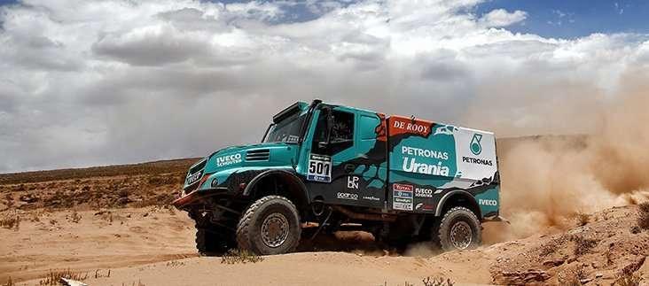 Speciale Dakar 2016