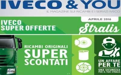 Magazine Iveco&You 04/2016