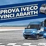 Prova Iveco e partecipa al concorso Vinci una Abarth 595 e poi porchetta e birra