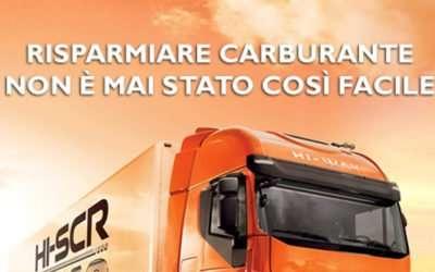 Tecnologia Euro 6 Iveco HI-SCR